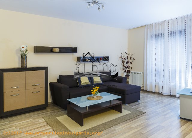 Luxury 2 Bedroom apartment for rent in Sofia, Bulgaria. Near NDK and hotel Marinela